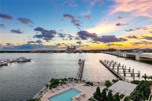 Photo of 622 N Flagler Dr #502, West Palm Beach, FL 33401 (MLS # A11116663)
