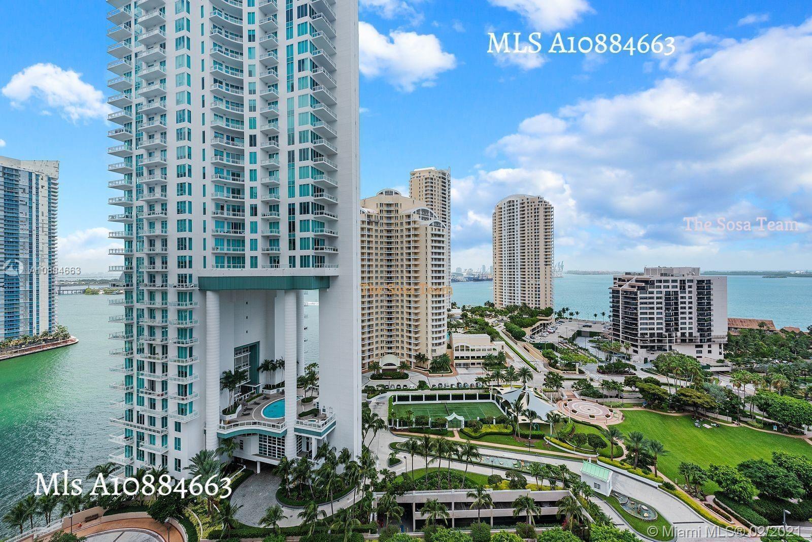 801 Brickell Key Blvd #1912, Miami, FL 33131 - #: A10884663