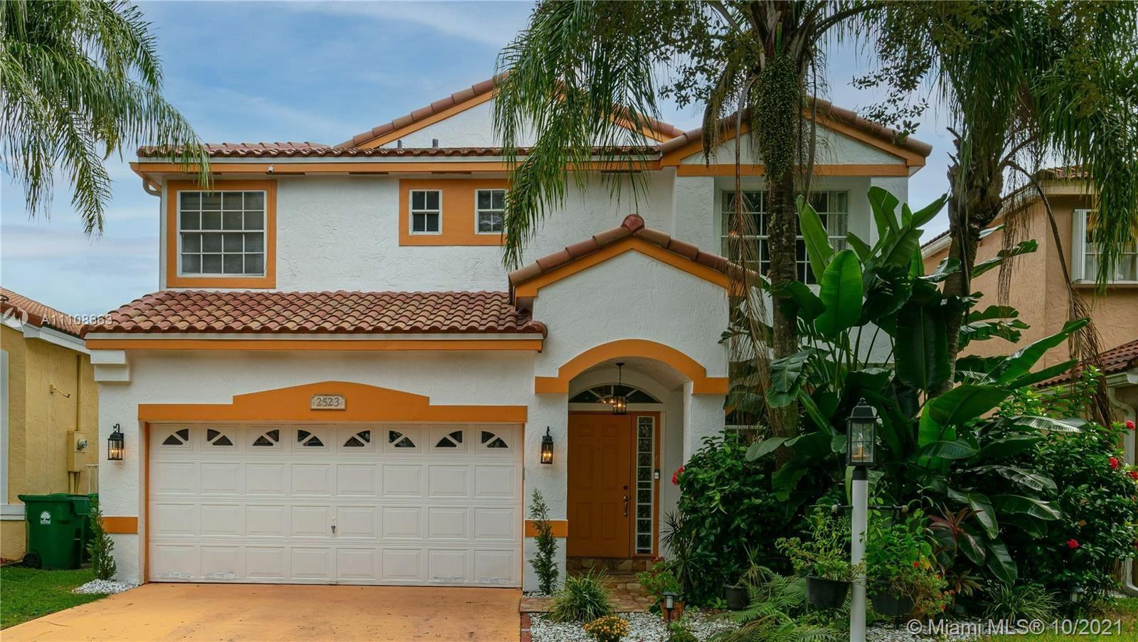 2523 Ambassador Ave, Cooper City, FL 33026 - #: A11108663