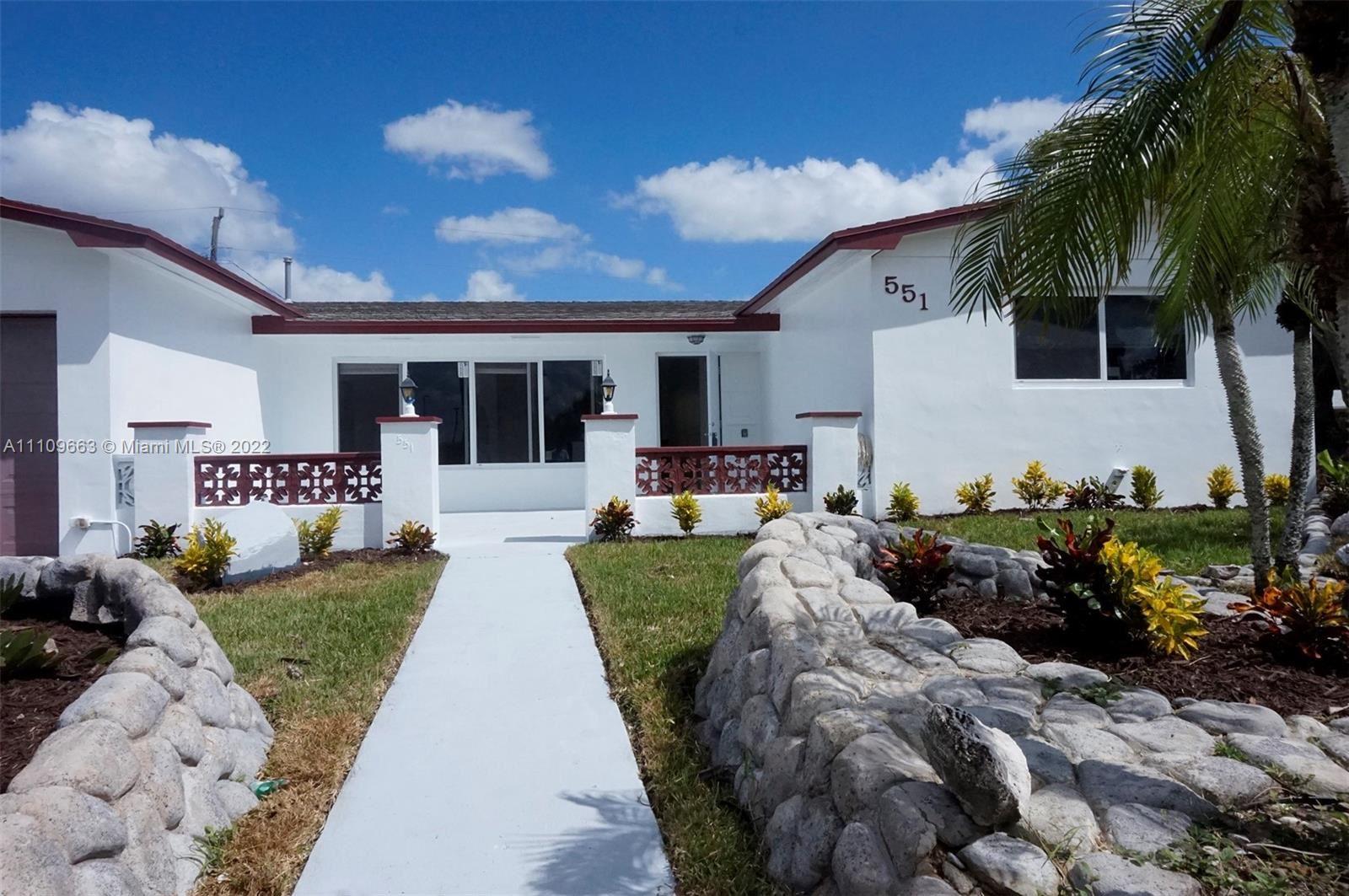 Photo of 551 SW 72nd Ave, Pembroke Pines, FL 33023 (MLS # A11109663)