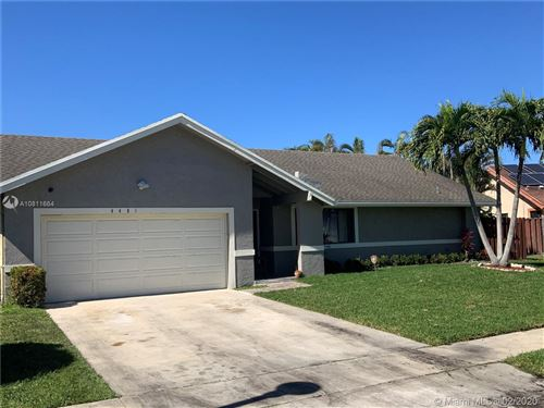 Photo of Listing MLS a10811664 in 4481 NW 74th Ave Lauderhill FL 33319