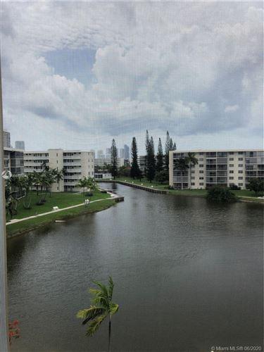 Photo of 2851 Leonard Dr #J502, Aventura, FL 33160 (MLS # A10871664)