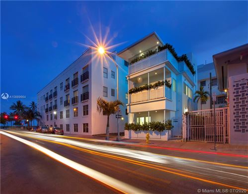 Photo of 124 11th St, Miami Beach, FL 33139 (MLS # A10889664)