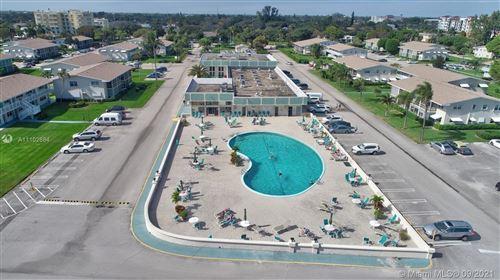 Photo of 230 E Horizons E #106, Boynton Beach, FL 33435 (MLS # A11102664)