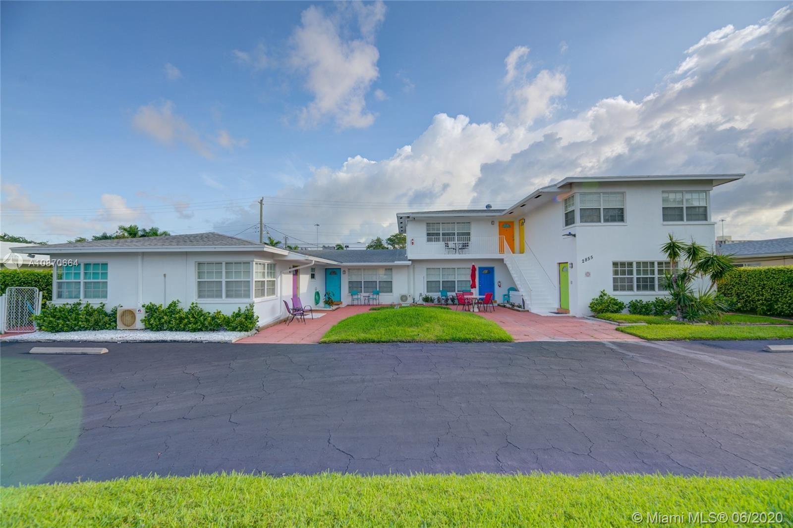 Photo of 2855 NE 30th St #E, Fort Lauderdale, FL 33306 (MLS # A10870664)