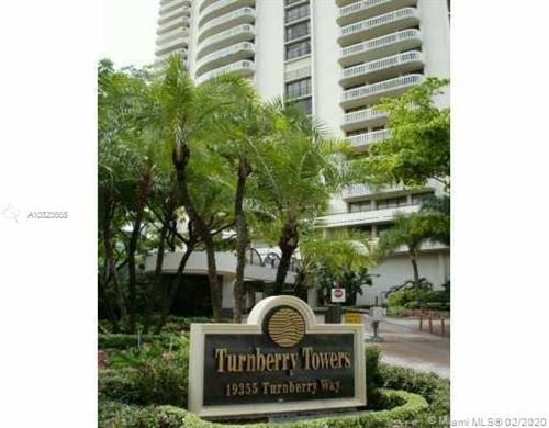 Photo of 19355 Turnberry Way #26E, Aventura, FL 33180 (MLS # A10823665)