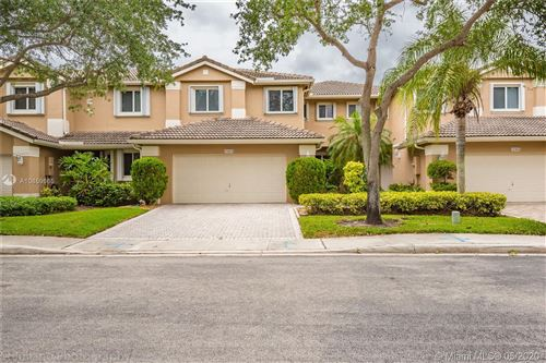 Photo of Listing MLS a10859665 in 15854 SW 10th St #4 Pembroke Pines FL 33027