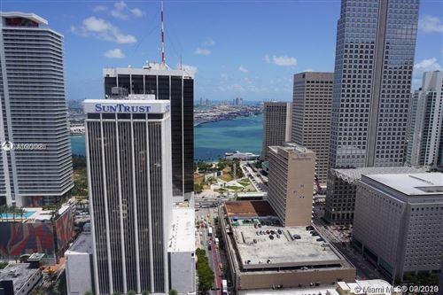 Photo of 151 SE 1st St #3501, Miami, FL 33131 (MLS # A10930665)