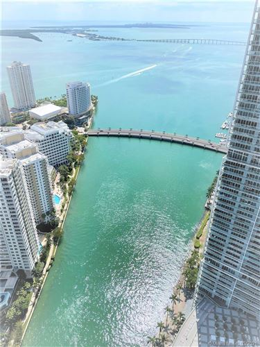 Photo of 465 Brickell Ave #5501, Miami, FL 33131 (MLS # A11007665)