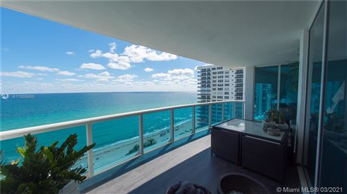 Photo of 2711 S Ocean Dr #1104, Hollywood, FL 33019 (MLS # A11008665)