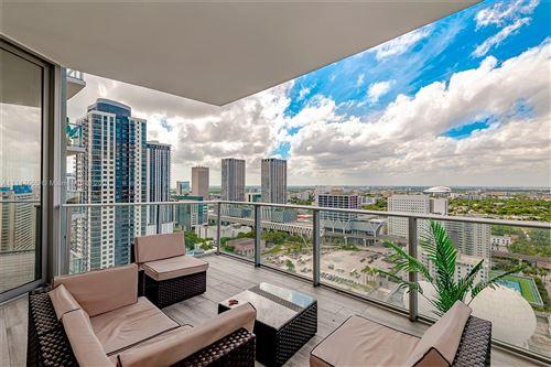 Photo of 851 NE 1st Ave #2706, Miami, FL 33132 (MLS # A11114665)