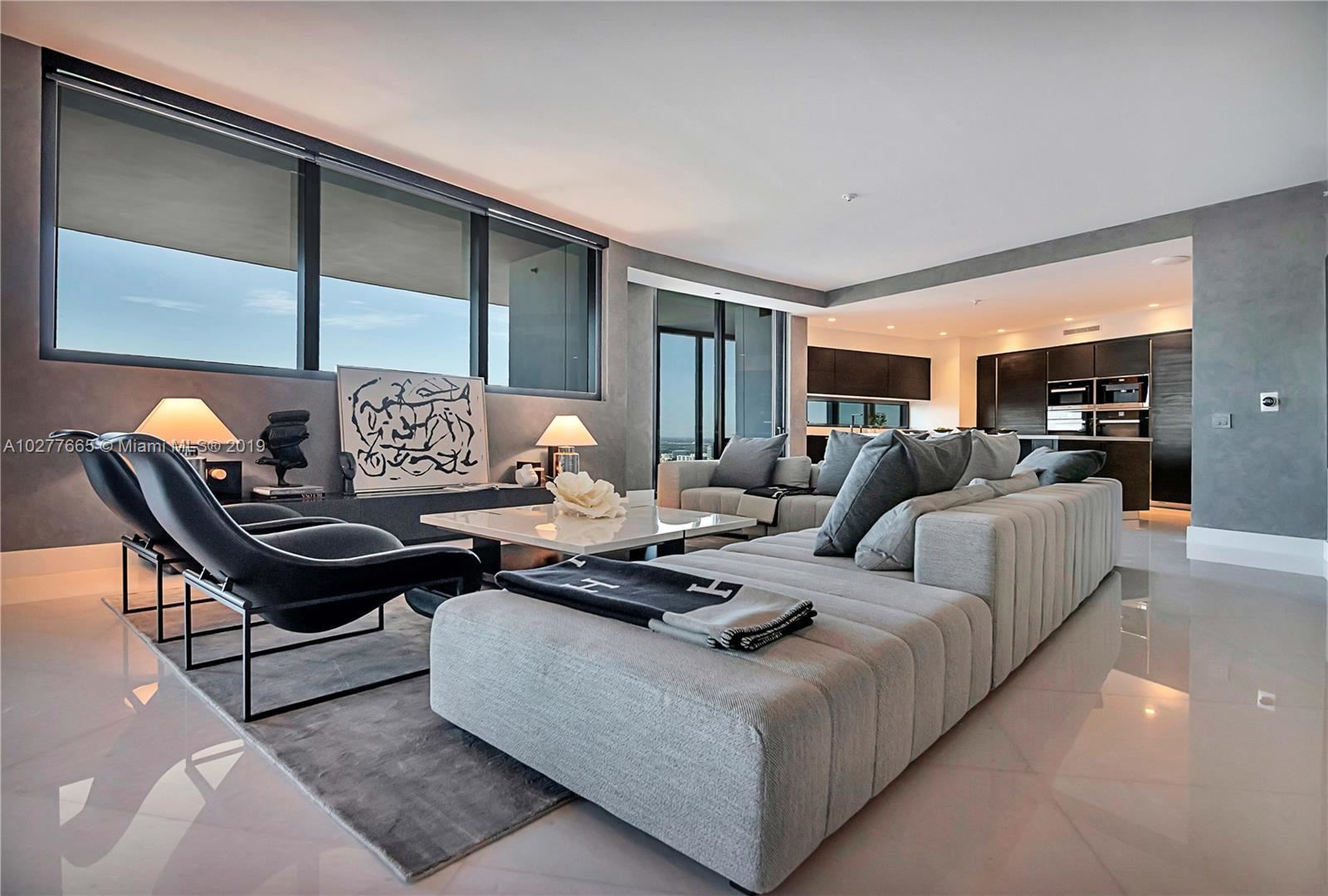 18555 Collins Ave #3503, Sunny Isles, FL 33160 - #: A10277665