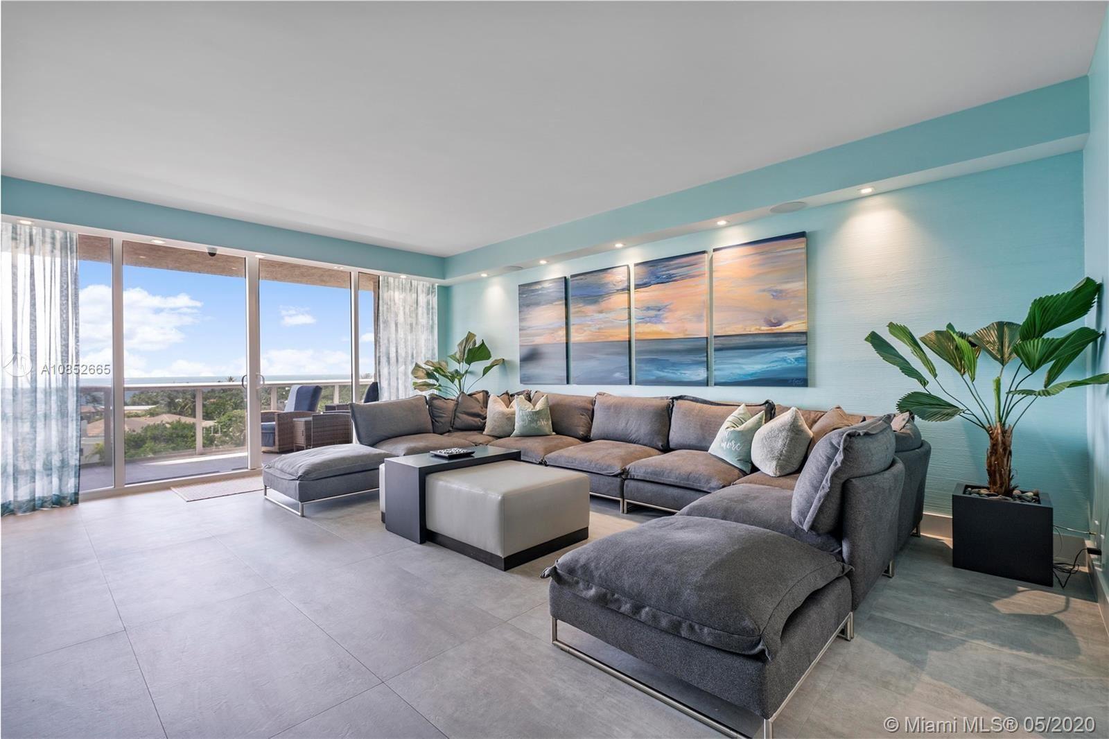 Photo of 3100 N Ocean Blvd #707, Fort Lauderdale, FL 33308 (MLS # A10852665)
