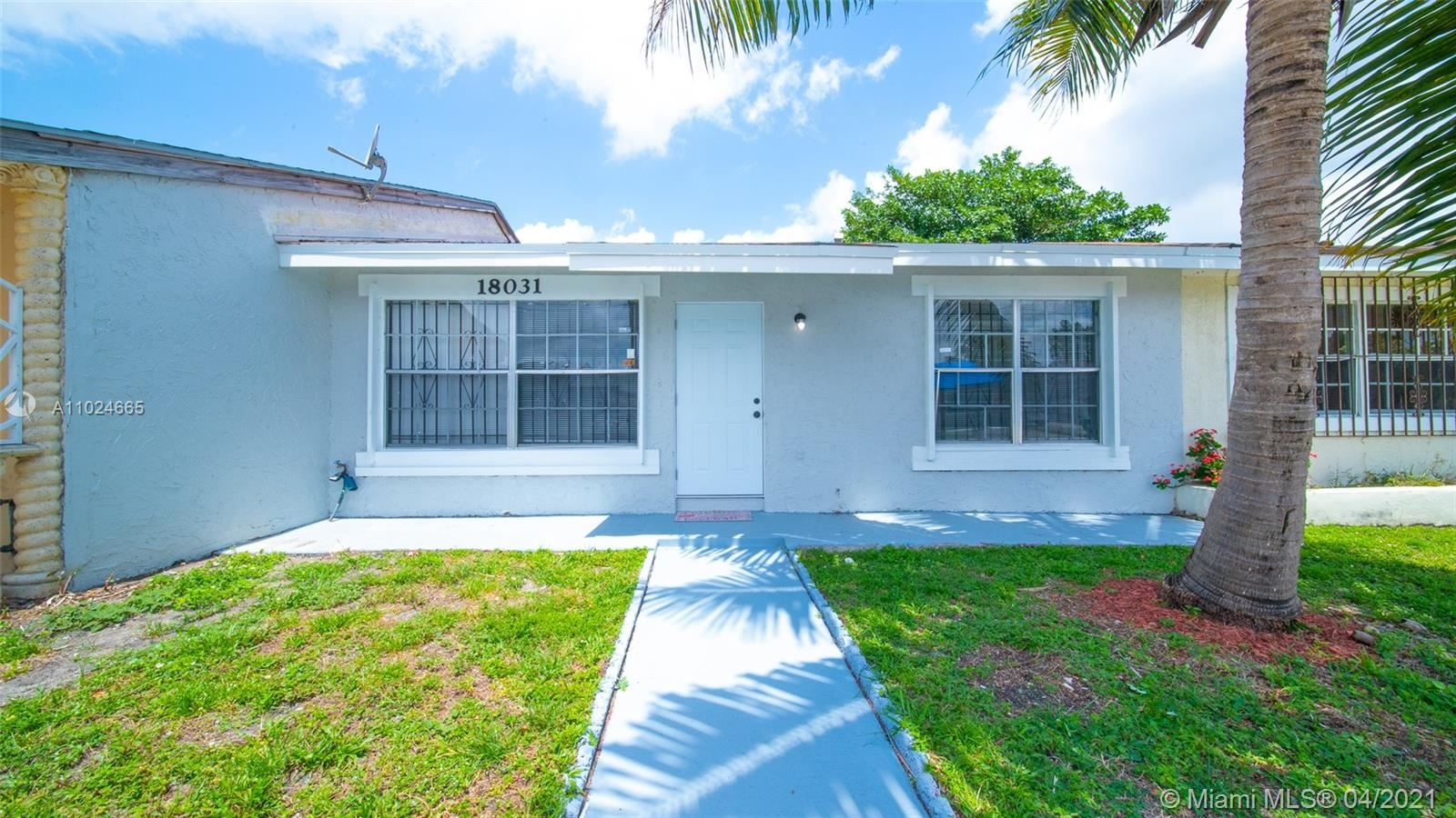 18031 NW 41st Pl, Miami Gardens, FL 33055 - #: A11024665