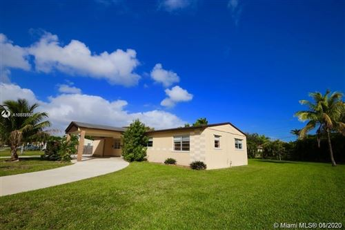 Photo of Listing MLS a10878666 in 11525 SW 108th Ave Miami FL 33176
