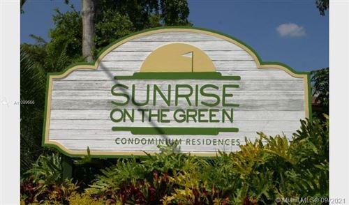 Photo of 4003 N University Dr #105, Sunrise, FL 33351 (MLS # A11099666)