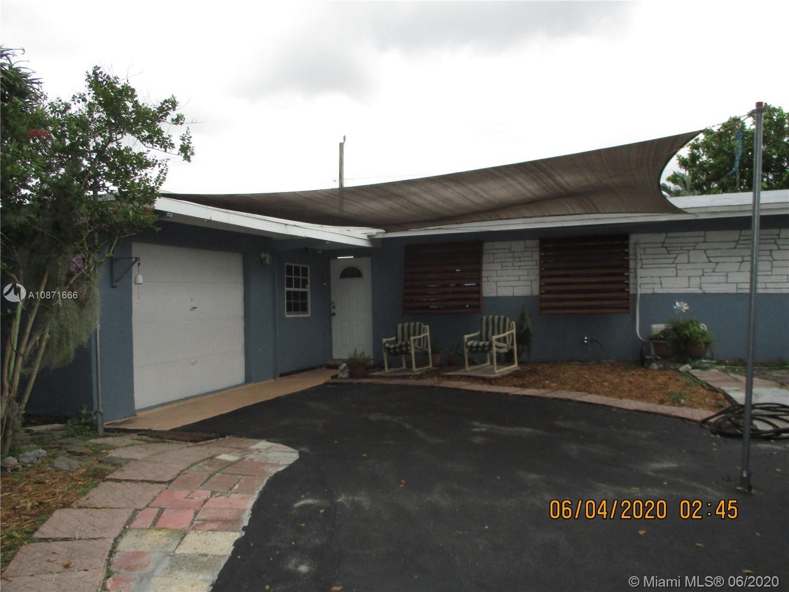 7851 Hope St, Hollywood, FL 33024 - #: A10871666