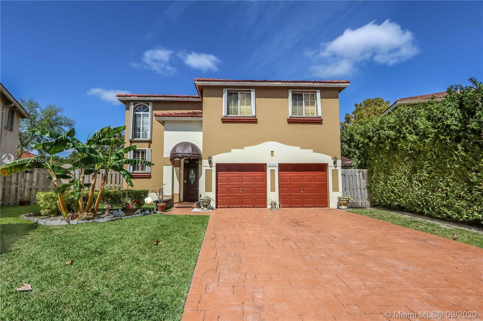 16287 SW 90th Ter, Miami, FL 33196 - #: A10921666