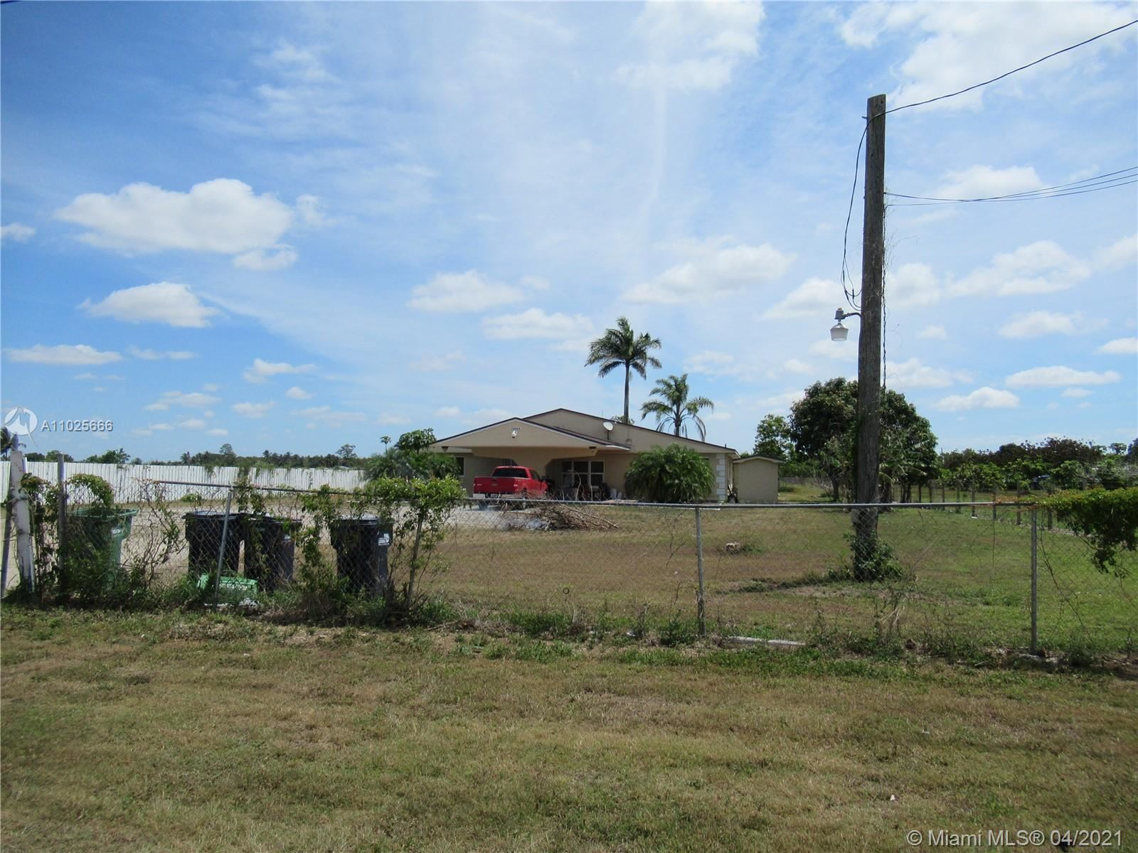 25425 SW 212th Ave, Homestead, FL 33031 - #: A11025666