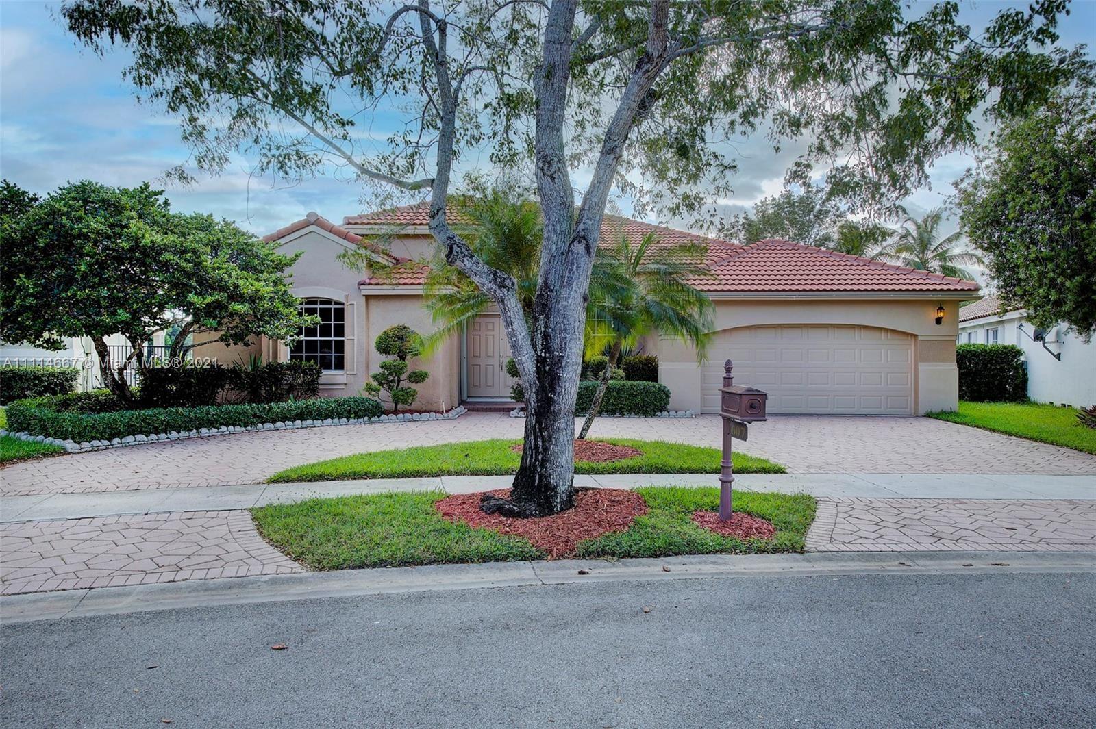 607 Lake Blvd, Weston, FL 33326 - #: A11114667