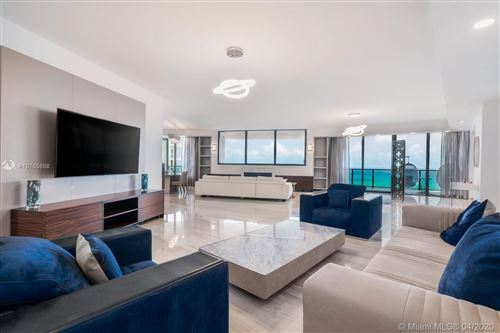Photo of 18555 Collins Ave #2105, Sunny Isles Beach, FL 33160 (MLS # A10785668)