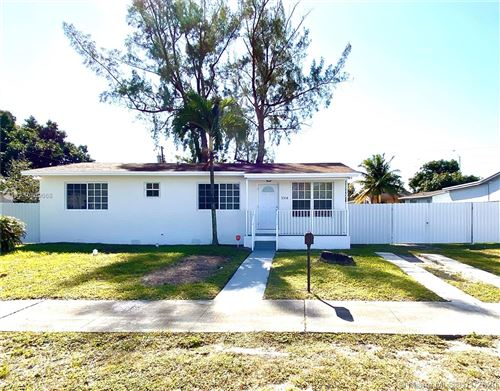 Photo of Listing MLS a10809668 in 3310 NW 151st Ter Miami Gardens FL 33054