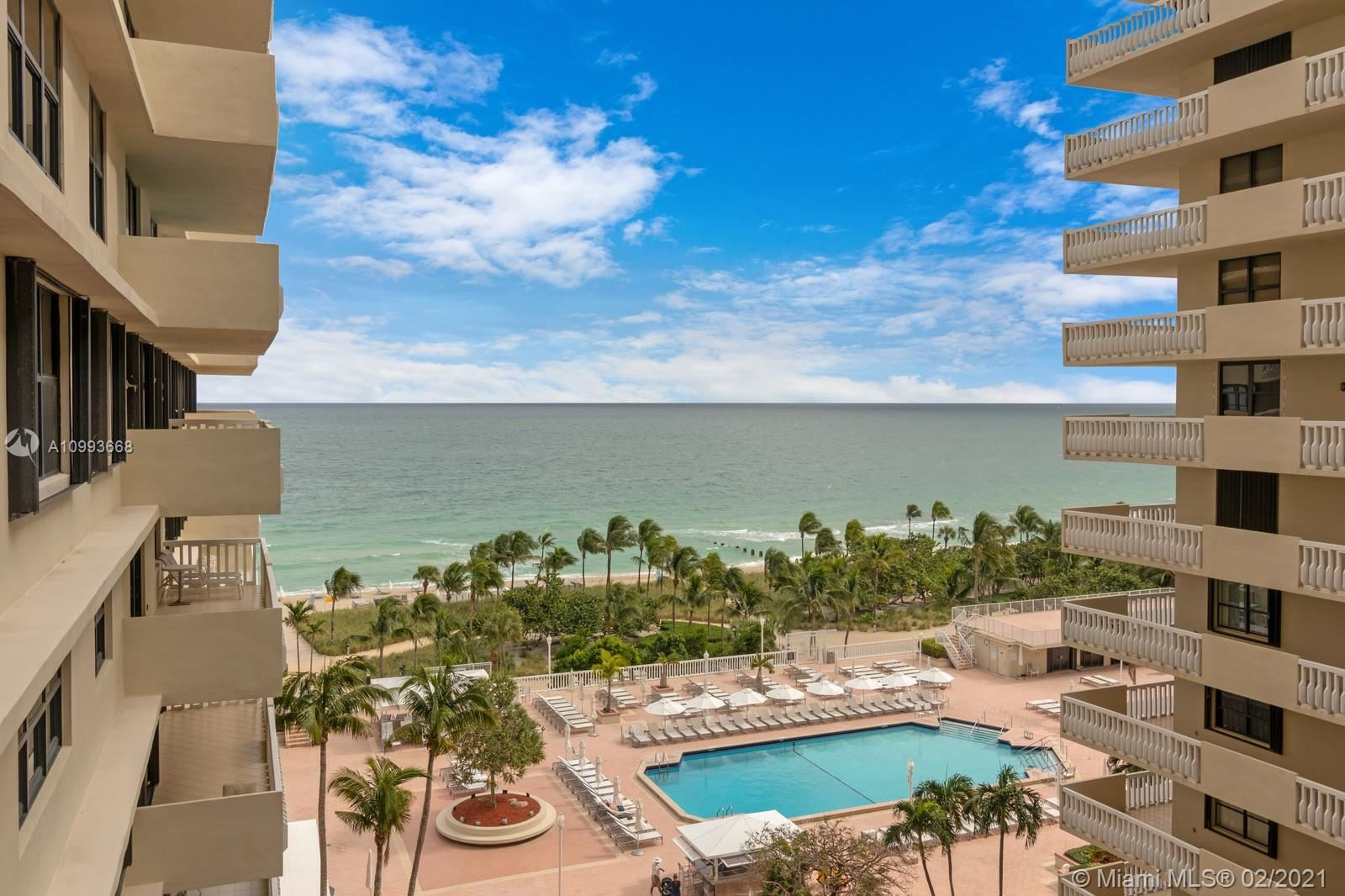 Photo of 9801 Collins Ave #10F, Bal Harbour, FL 33154 (MLS # A10993668)