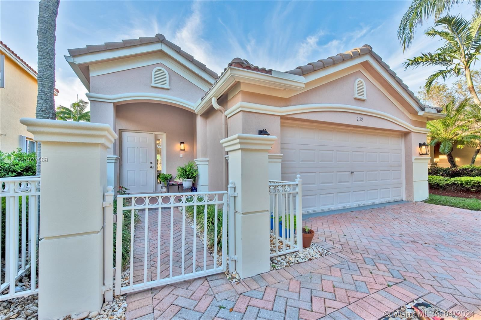 238 Conservation Dr, Weston, FL 33327 - #: A11021668