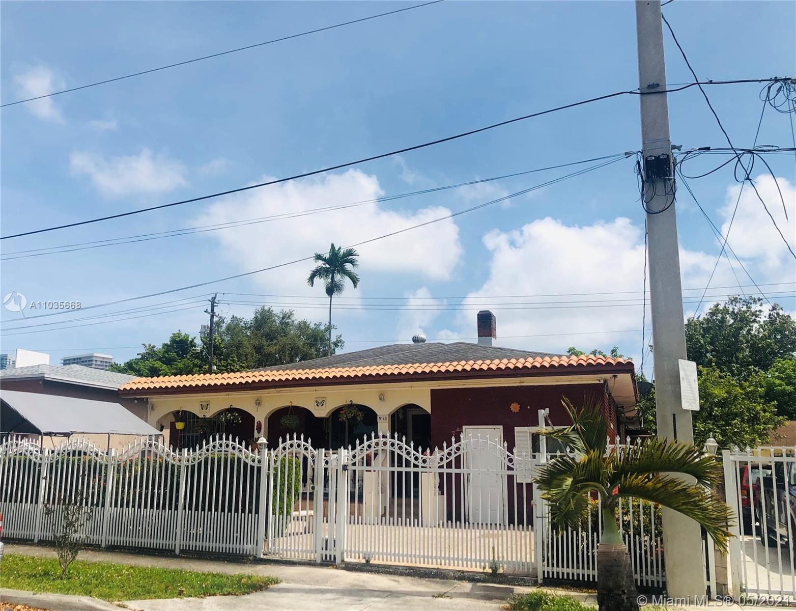 48 NW 41st St, Miami, FL 33127 - #: A11035668
