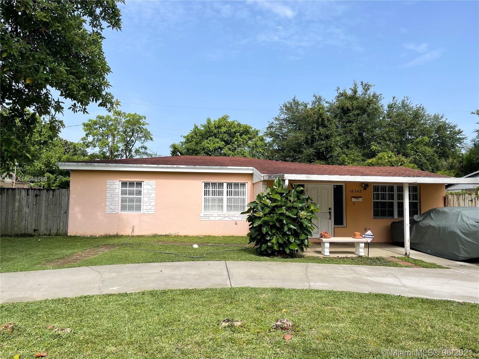 18340 NE 21st Pl, North Miami Beach, FL 33179 - #: A11048668