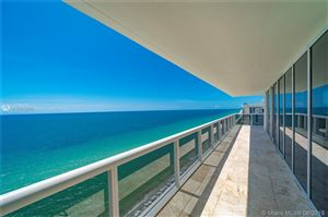 Photo of 1830 S Ocean Dr #2202, Hallandale, FL 33009 (MLS # A10616669)