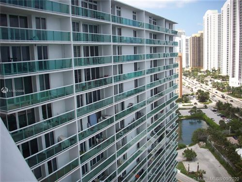 Photo of 100 Bayview Dr #2012, Sunny Isles Beach, FL 33160 (MLS # A10926669)