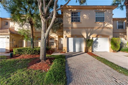 Photo of 885 NW 170th Ter #5, Pembroke Pines, FL 33028 (MLS # A10704670)