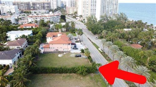 Photo of 652 Ocean Blvd, Golden Beach, FL 33160 (MLS # A10975670)