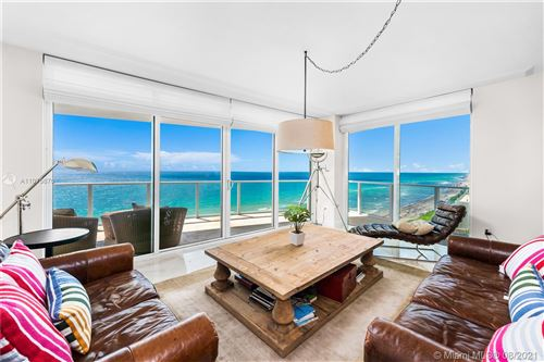 Photo of 3951 S Ocean Dr #1101, Hollywood, FL 33019 (MLS # A11075670)