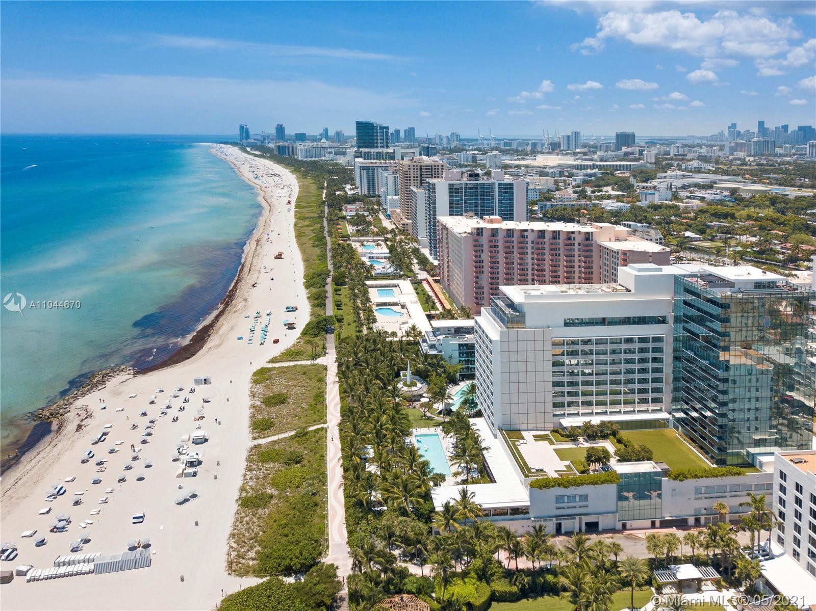 2901 Collins Ave #1409, Miami Beach, FL 33140 - #: A11044670