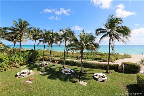 Photo of 6767 Collins Ave #1802, Miami Beach, FL 33141 (MLS # A10661671)