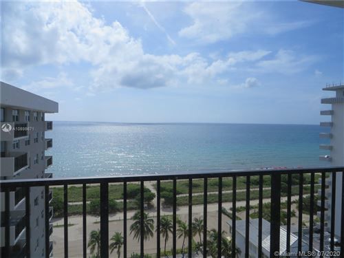 Photo of Listing MLS a10898671 in 9273 COLLINS AVE #ph11 Surfside FL 33154