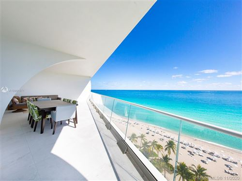 Photo of 16901 Collins Ave #1203, Sunny Isles Beach, FL 33160 (MLS # A10961671)