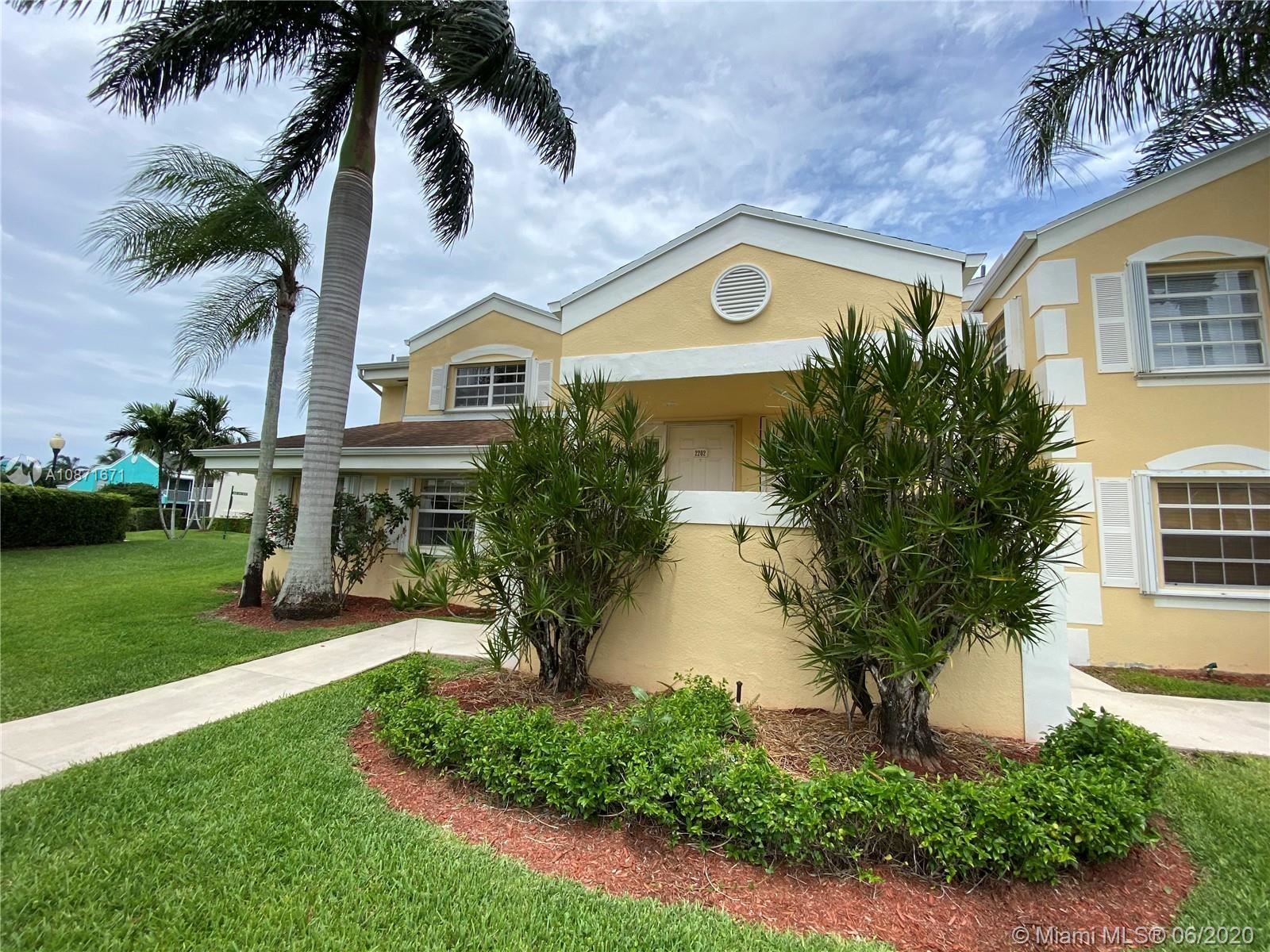 2202 SE 27th Dr #201-A, Homestead, FL 33035 - #: A10871671