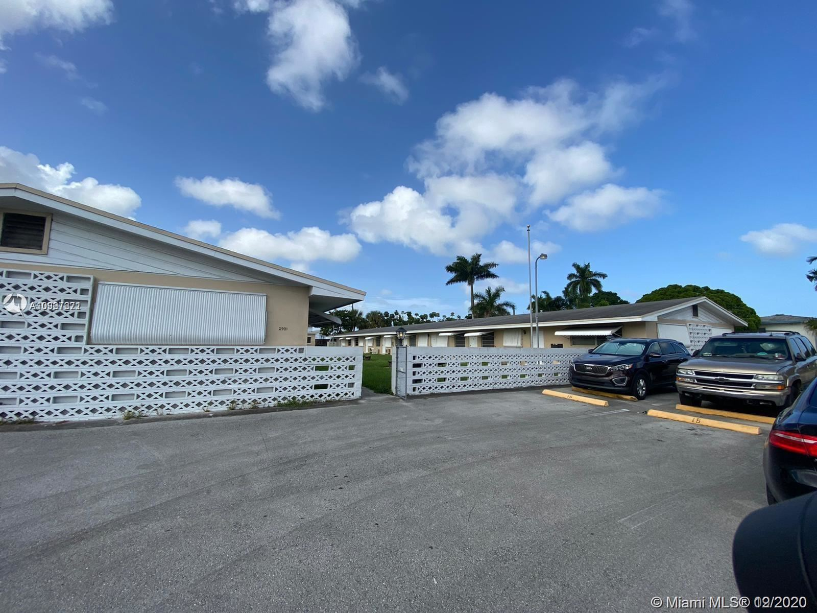 2901 Polk St #12, Hollywood, FL 33020 - #: A10967671