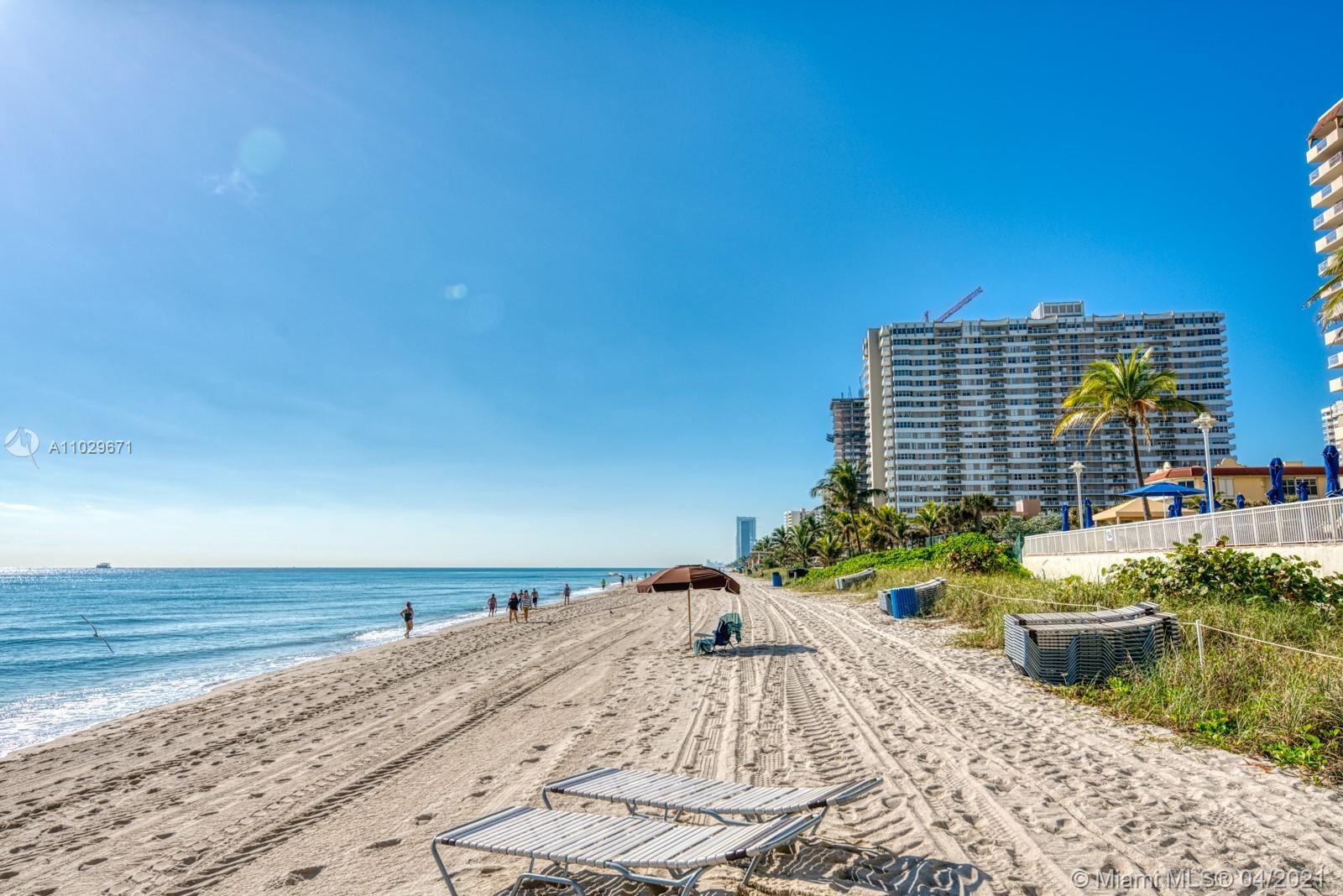 1985 S OCEAN DR #18E, Hallandale Beach, FL 33009 - #: A11029671