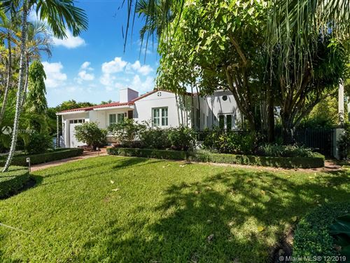 Photo of 601 Zamora Ave, Coral Gables, FL 33134 (MLS # A10779672)