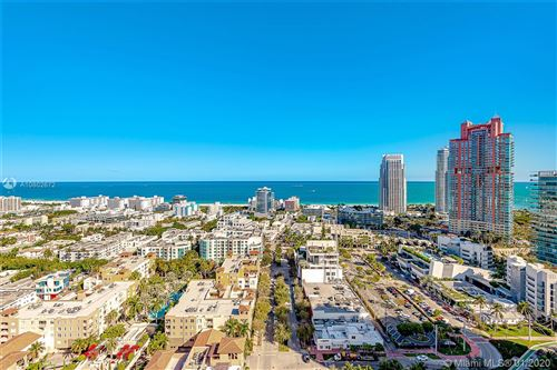 Photo of 90 Alton Rd #2905, Miami Beach, FL 33139 (MLS # A10802672)