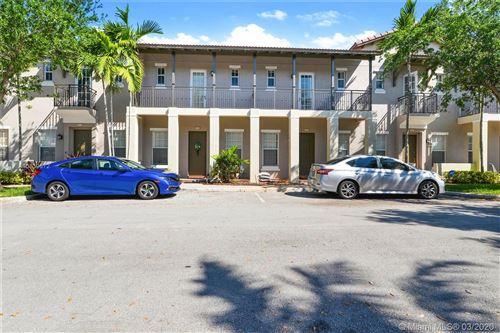 Photo of 14637 SW 6th St #6-6, Pembroke Pines, FL 33027 (MLS # A10839672)