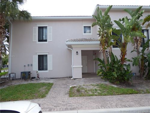 Photo of 2810 Grande Pkwy #114, Palm Beach Gardens, FL 33410 (MLS # A10851672)