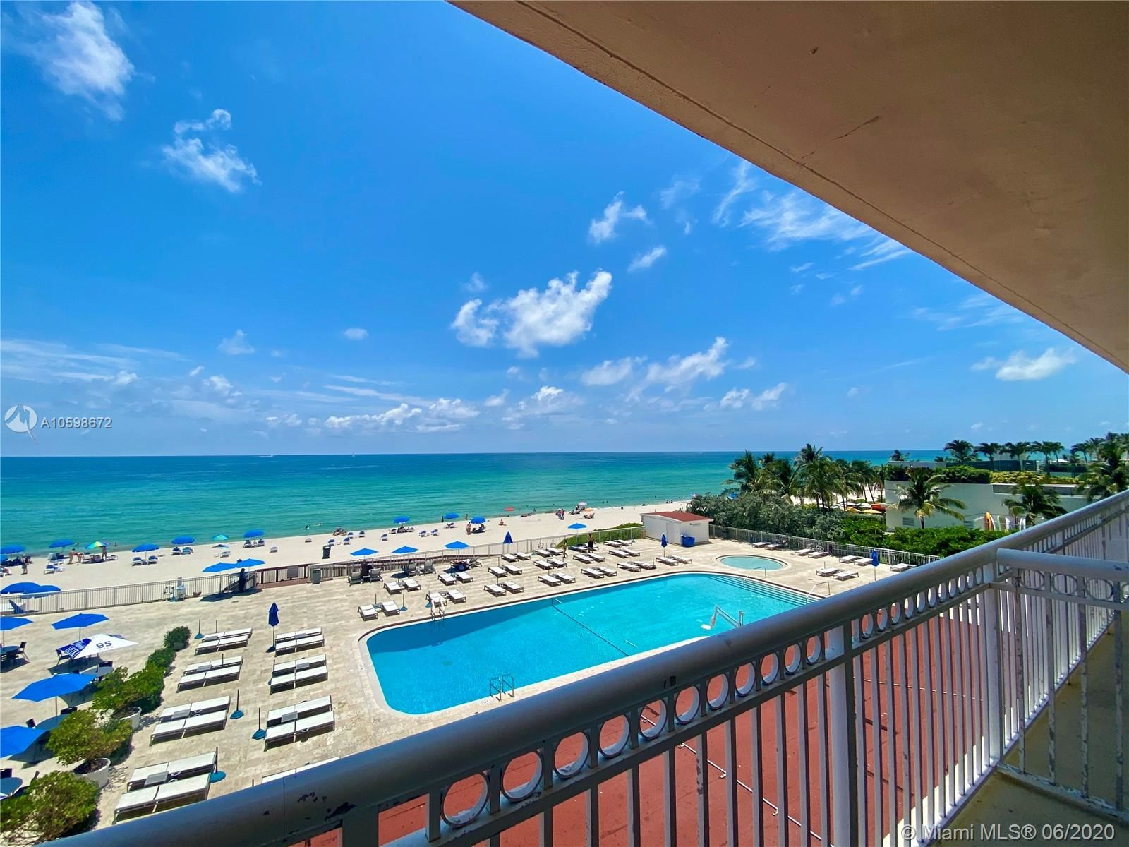 Photo for 19201 Collins Ave #212, Sunny Isles Beach, FL 33160 (MLS # A10598672)