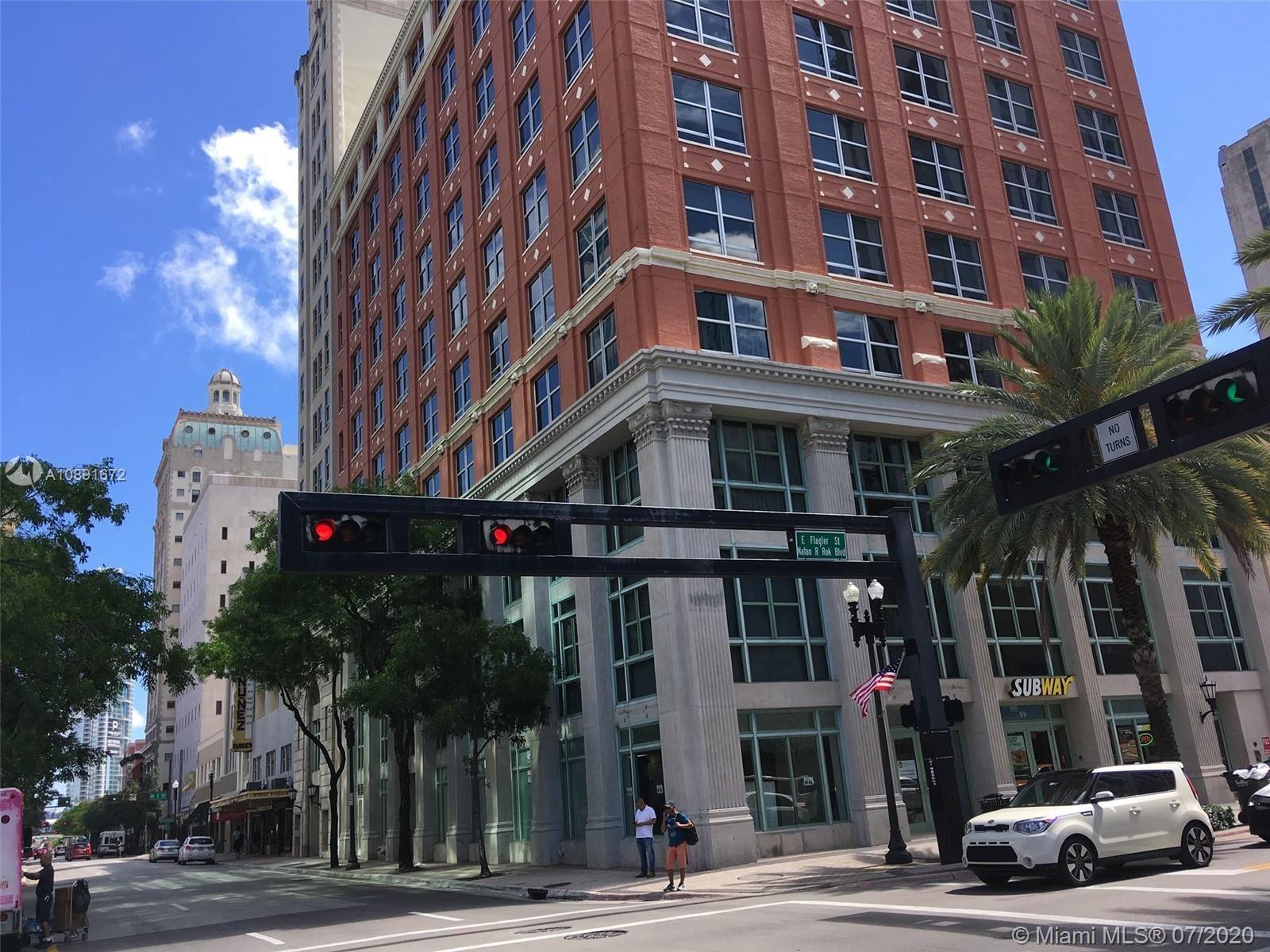 111 E Flagler St #1109, Miami, FL 33131 - #: A10891672