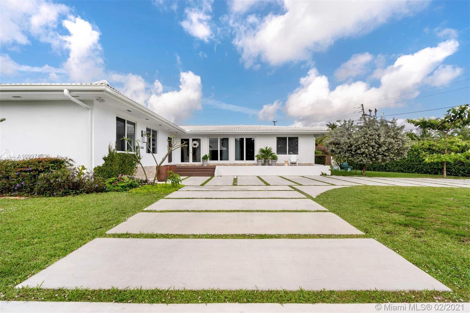 Photo of 11401 N Bayshore Dr, North Miami, FL 33181 (MLS # A10997672)