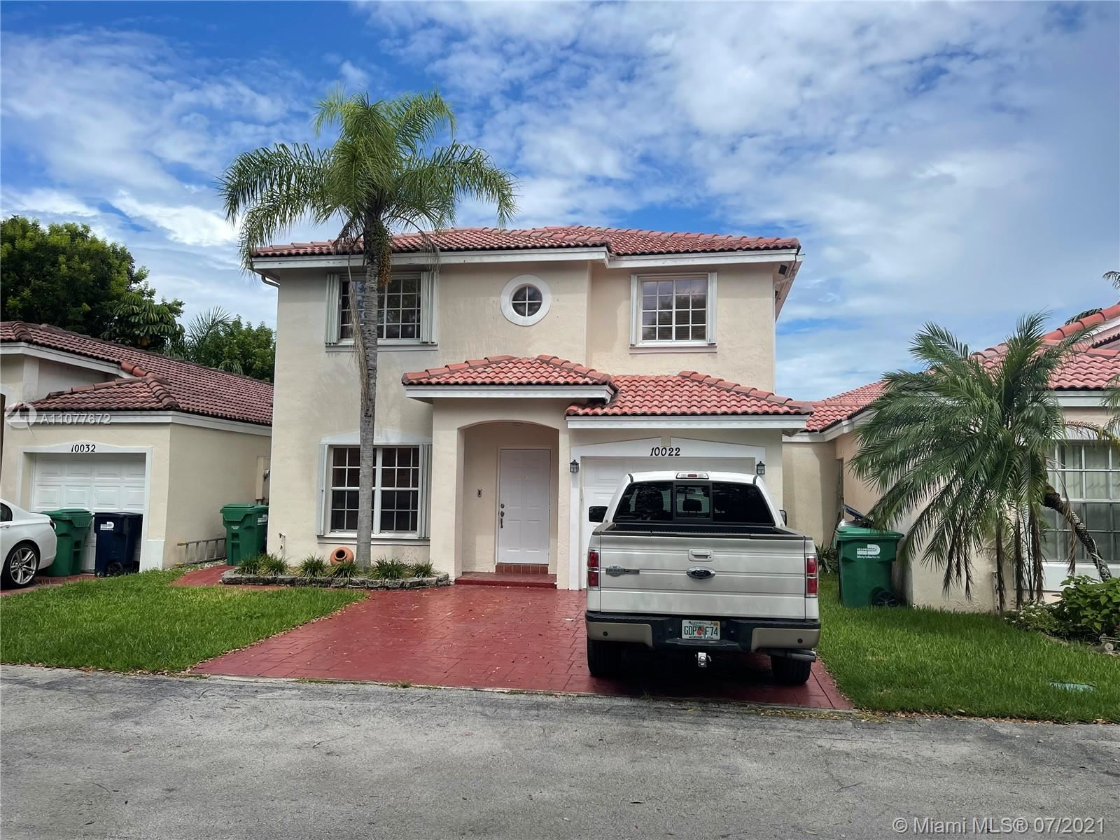 10022 SW 162nd Ct, Miami, FL 33196 - #: A11077672